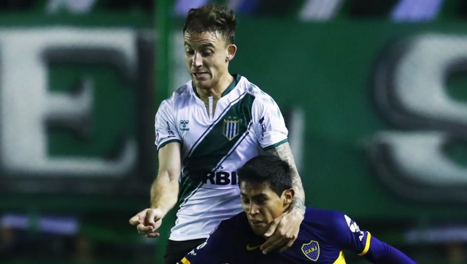 Agustin Obando,Rodrigo Arciero