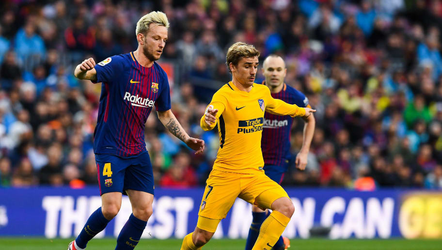 Ivan Rakitic Welcomes Antoine Griezmann Arrival as Barcelona Continue to Pursue Other Striker Leads