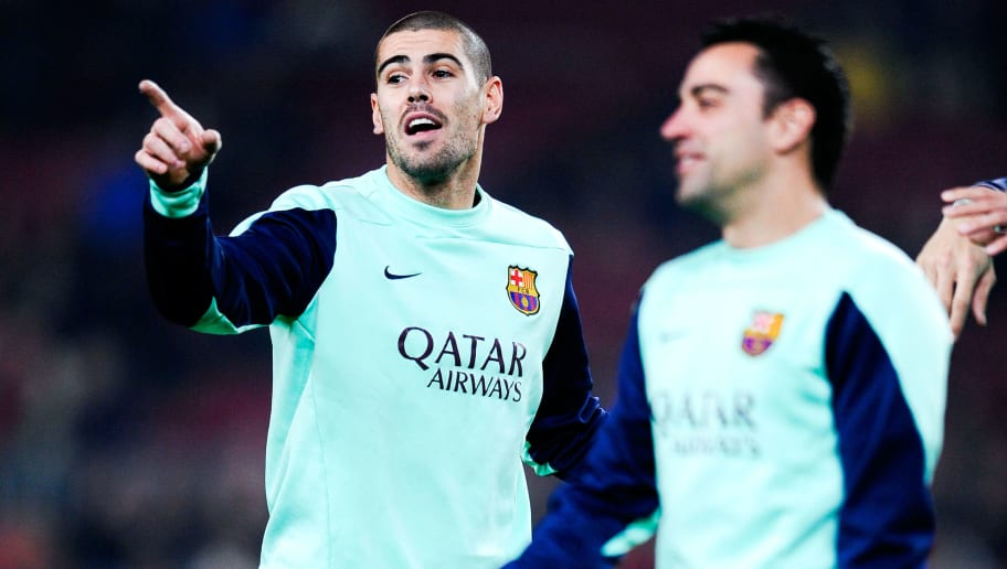 Victor Valdes Set for Dramatic Return to Barcelona as Manager of Youth Squad
