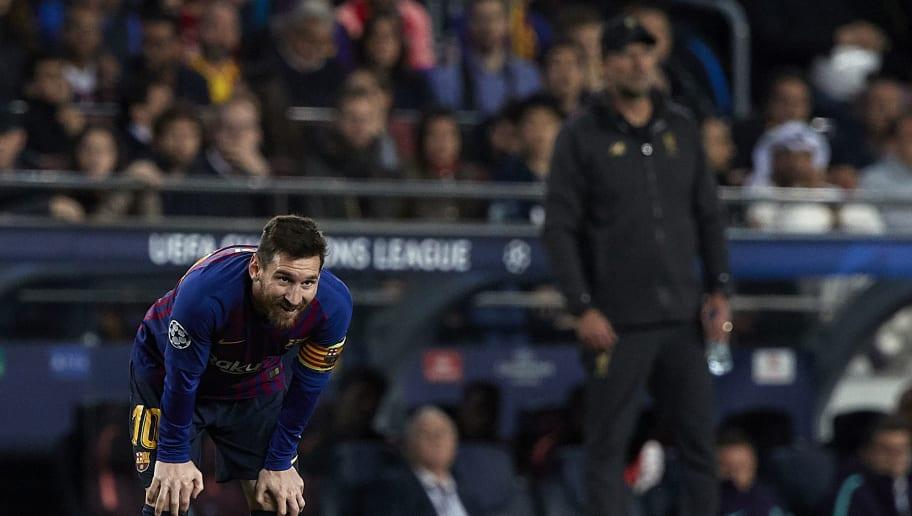Lionel Messi,Jurgen Klopp