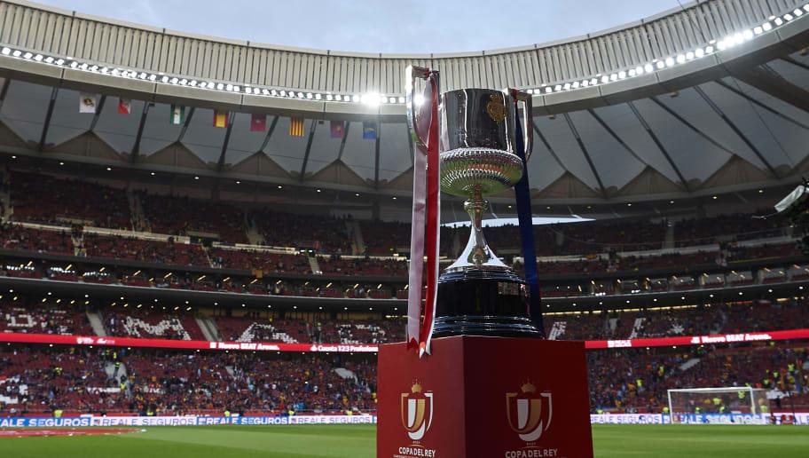 Copa del Rey Last 16 Draw: Barcelona & Atletico Face Away ...