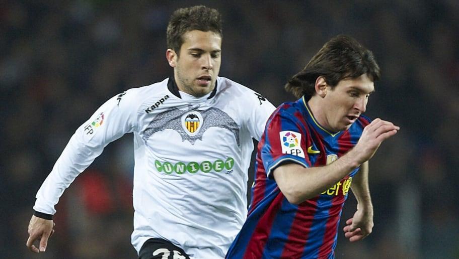 Lionel Messi,Jordi Alba
