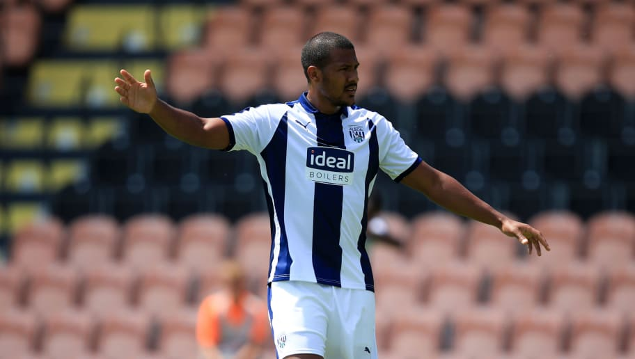 899309bc4ec0 Newcastle Complete Loan Signing of Salomon Rondon From West Brom as ...