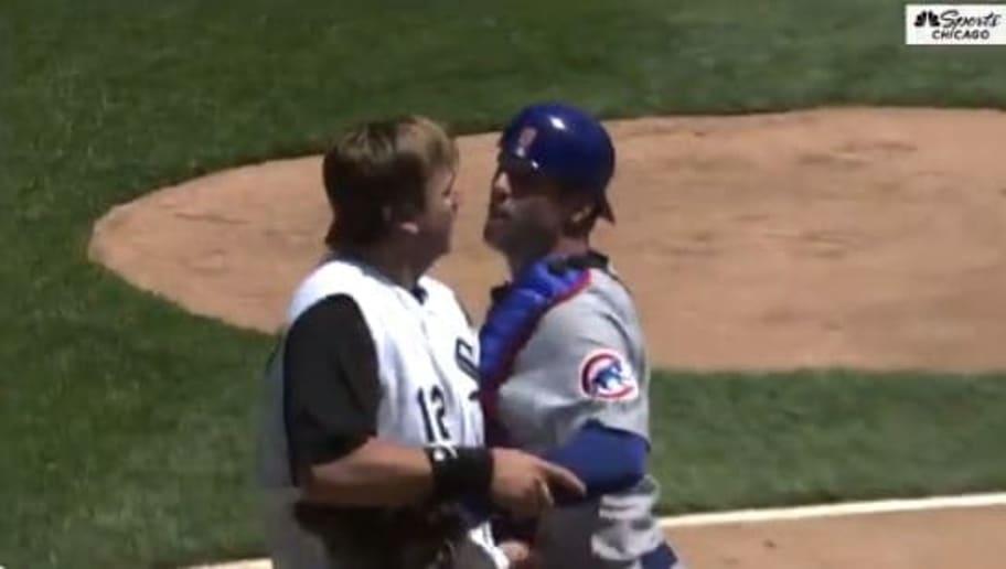 VIDEO: Michael Barrett Punched AJ Pierzynski in the Face 13 Years