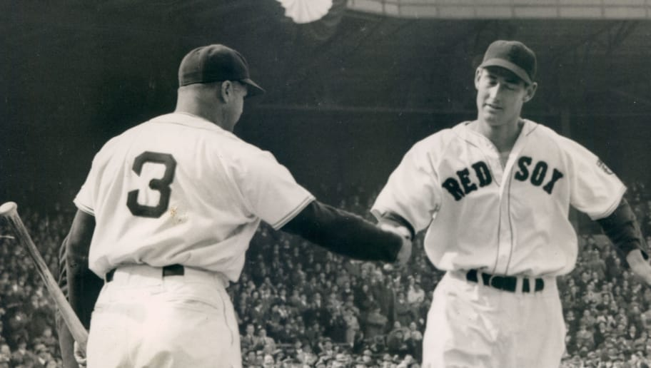 separation shoes 7e1d2 01beb Ted Williams Was Better Than Joe DiMaggio During the Yankee ...