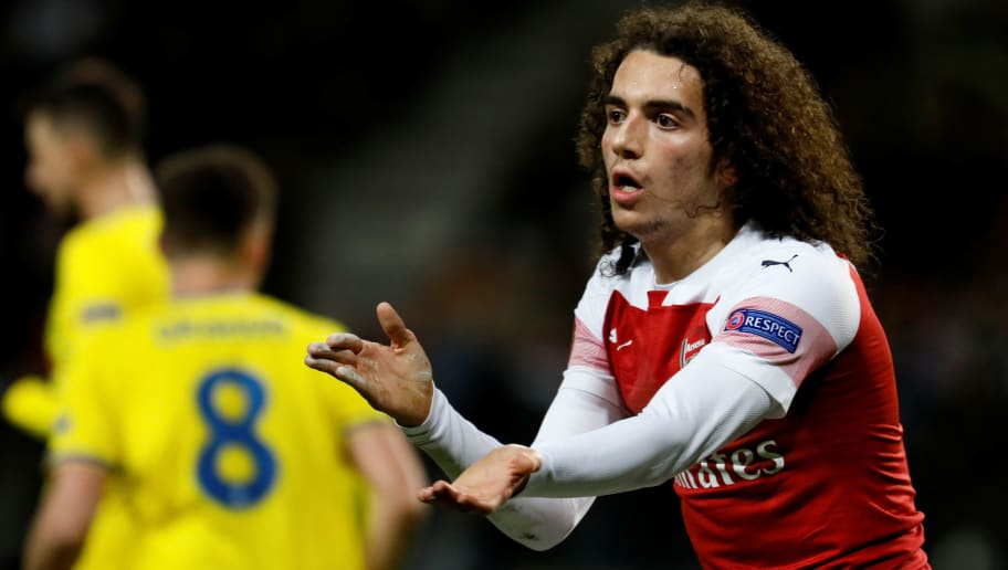 e737d638b67 Arsenal Fans React to Rumours Linking Matteo Guendouzi With £60m ...