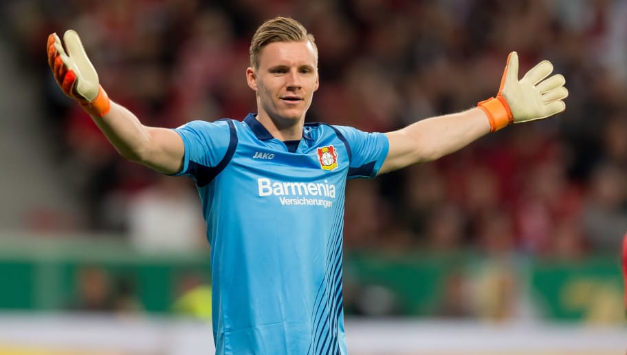 5d36cc8d Arsenal Finally Reveal Squad Number New Goalkeeper Bernd Leno Will Wear for  Gunners
