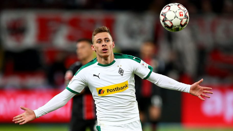 4833d730fbc Gladbach Director Provides Update on Thorgan Hazard Future Amid Interest  From Liverpool   Dortmund