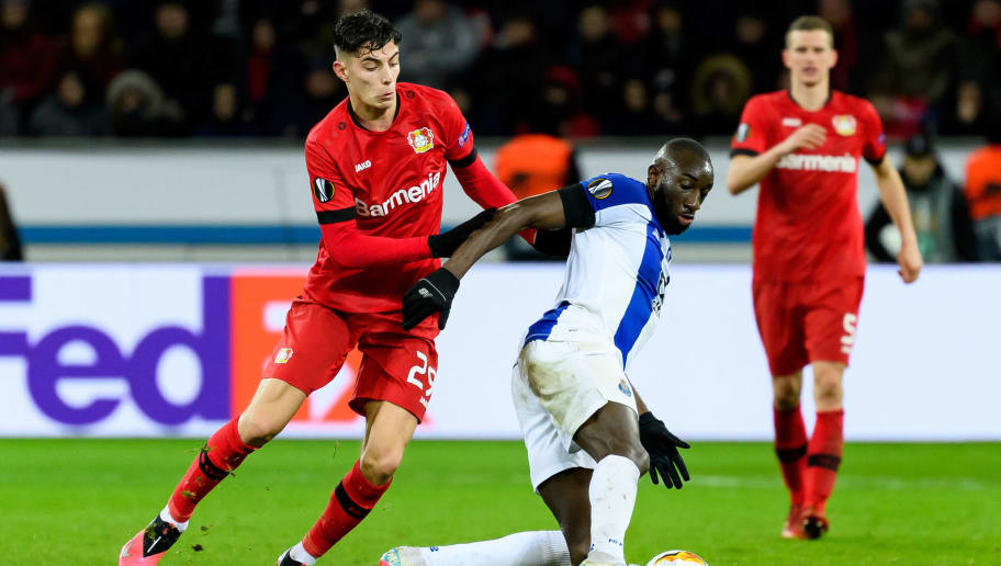 Kai Havertz, Moussa Marega