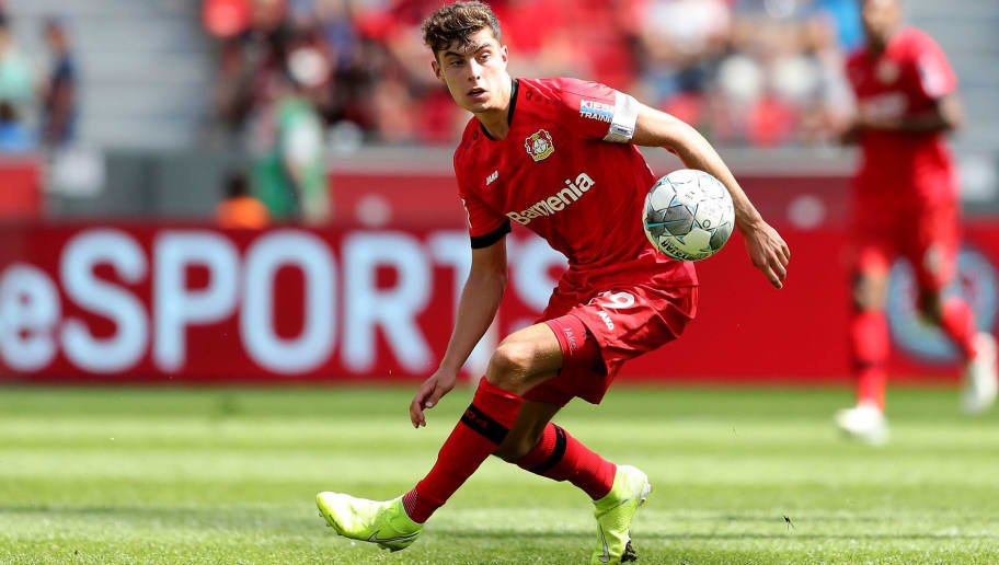 Kai Havertz: Assessing How the German Would Fit Into Interested Premier League Quintet's Teams