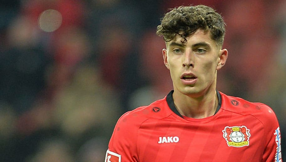 Kai Havertz ,