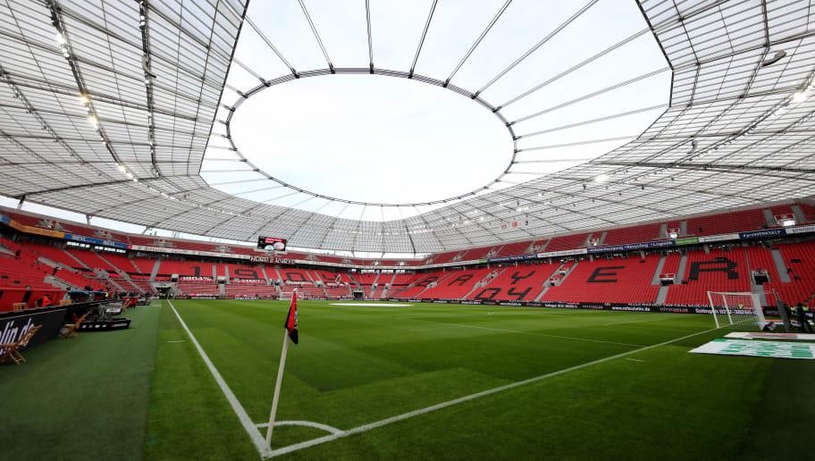 Bayer 04 Leverkusen v Sport-Club Freiburg - Bundesliga