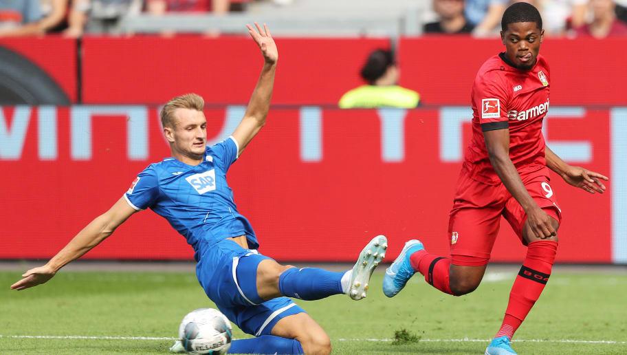 Leon Bailey fehlt Leverkusen bis zur Länderspielpause