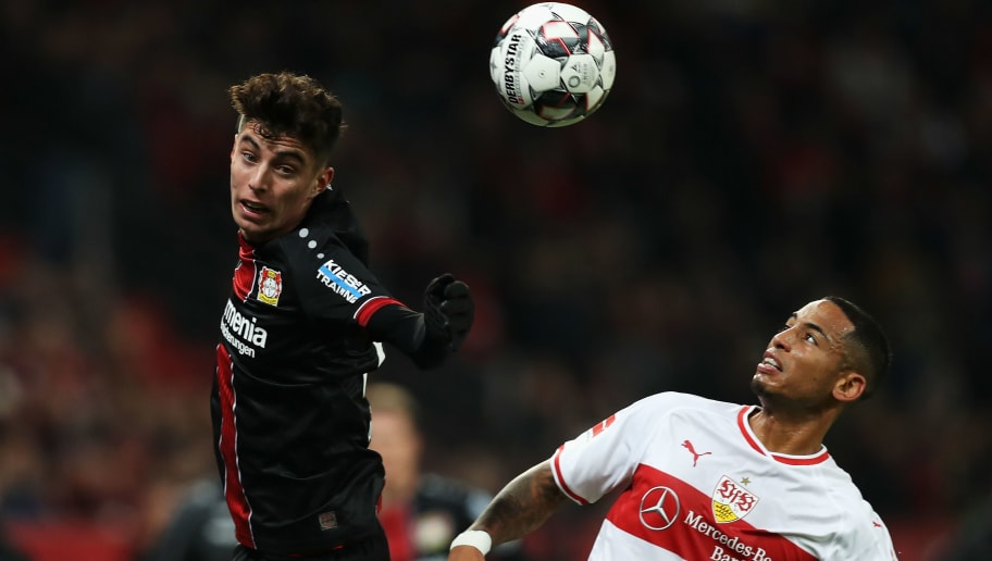 Dennis Aogo,Kai Havertz