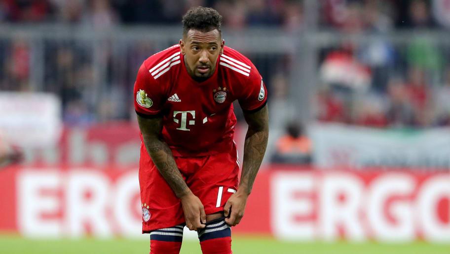 Bayern Munich President Uli Hoeness Urges Jerome Boateng To Leave