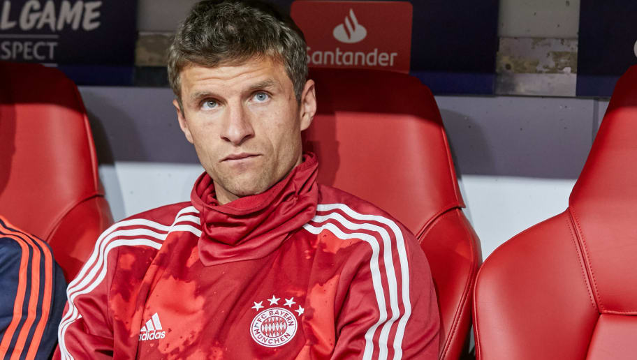Thomas Müller Bemoans Lack of Playing Time, Admits He's Open to Leaving Bayern Munich