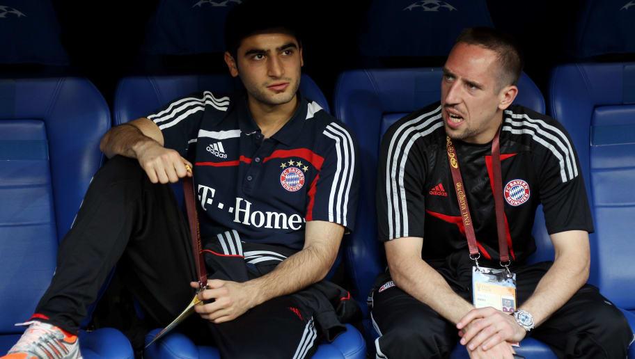 Franck Ribery,Mehmet Ekici