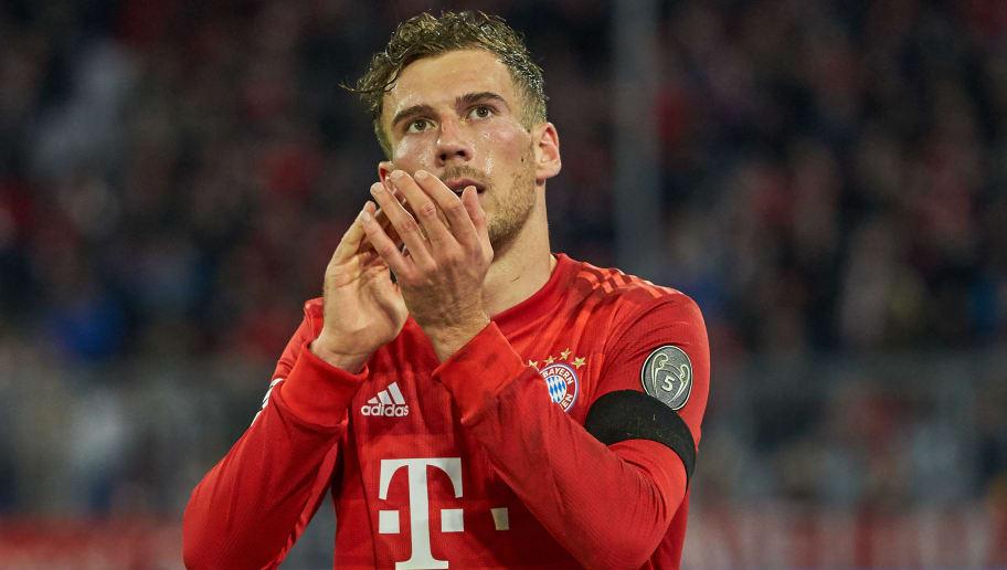 FC Bayern: Leon Goretzka lobt neue Mittelfeld-Achse
