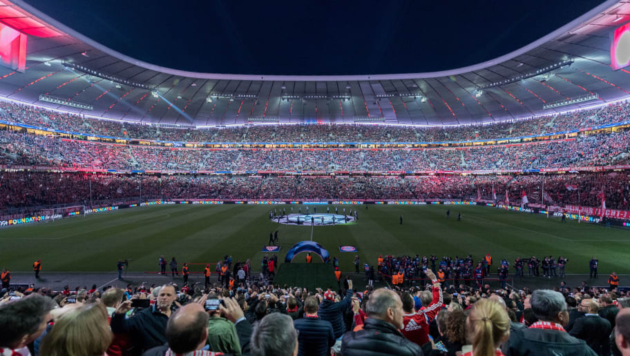 Zuschauerzahlen Die Europaischen Ligen Im Vergleich