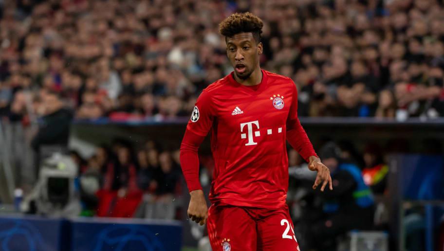 Personal-Update beim FC Bayern: Coman-Comeback rückt näher - Martinez im Lauftraining