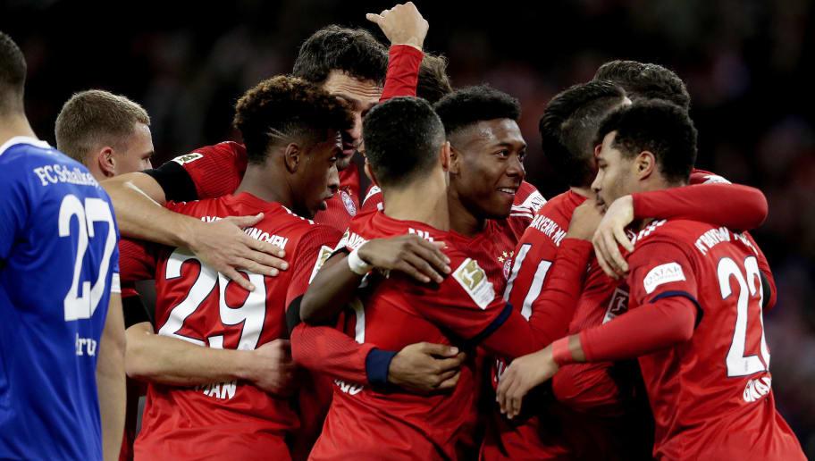 Augsburg Vs Bayern