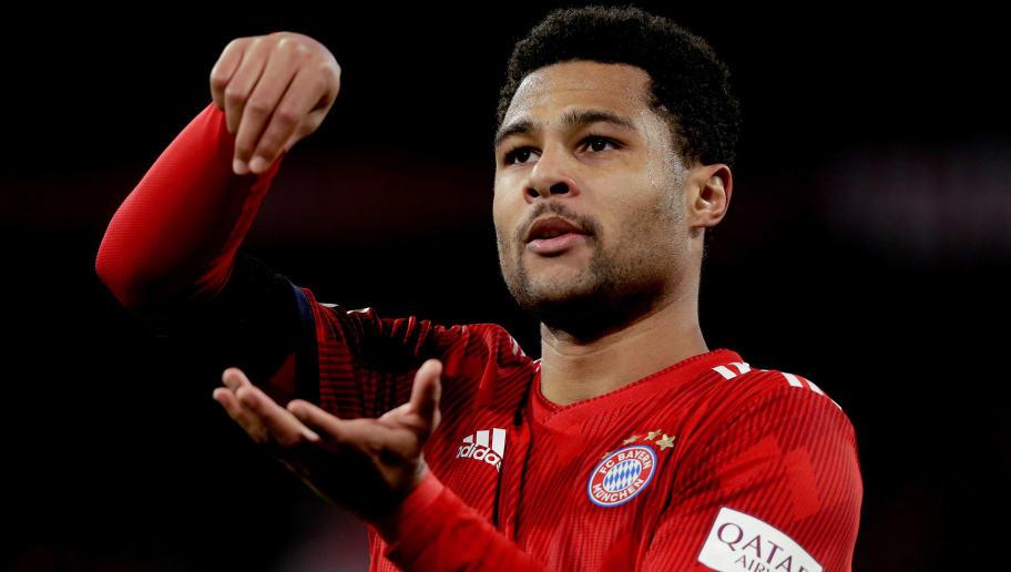 Why Bayern Munich Star Serge G...