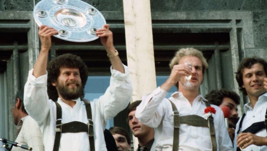 Paul Breitner,Karl-Heinz Rummenigge