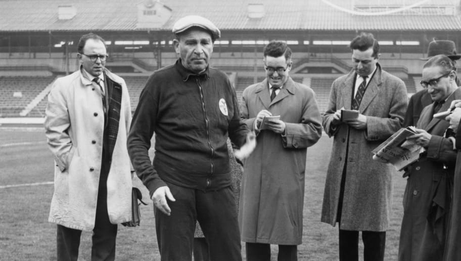 Bela Guttmann: The Dance Instructor Who Changed Football Forever (and Managed...Just Everyone)