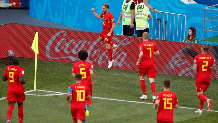 b6d23c662 Twitter Reacts as Belgium Beat Panama 3-0 With Romelu Lukaku Scoring a Brace