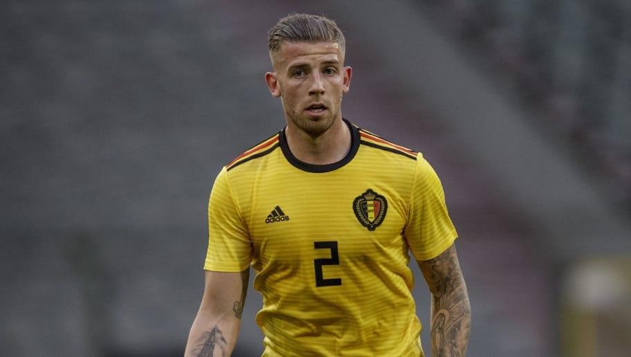 BRUSSEL, BELGIUM - JUNE 11: Toby Alderweireld of Belgium  during the  International Friendly match between Belgium  v Costa Rica  at the Koning Boudewijnstadion on June 11, 2018 in Brussel Belgium (Photo by Peter Lous/Soccrates/Getty Images)