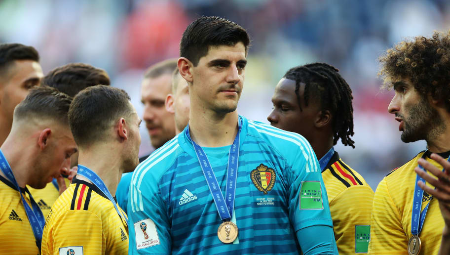 e142aef0b4b Thibaut Courtois Opens Up on Real Madrid Move   Addresses Chelsea ...