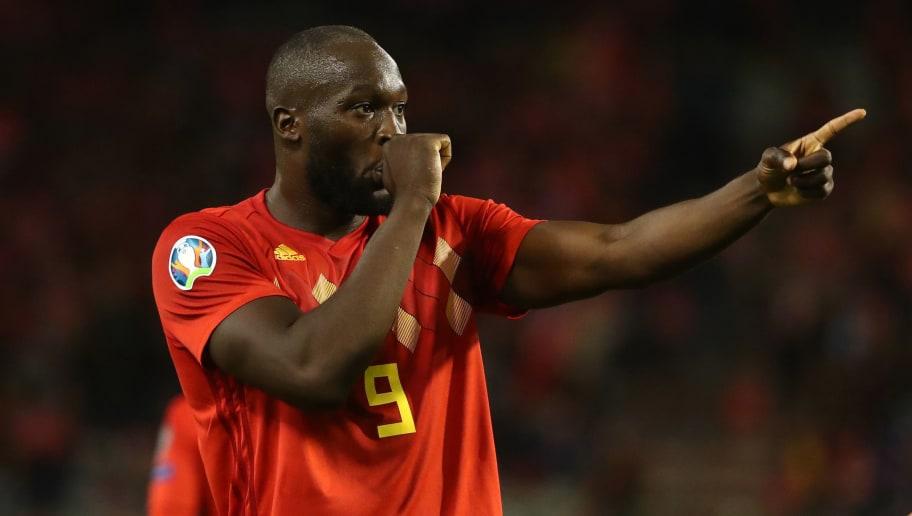 Belgium v San Marino - UEFA Euro 2020 Qualifier