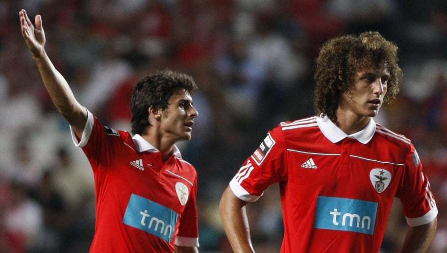 David Luiz,Pablo Aimar