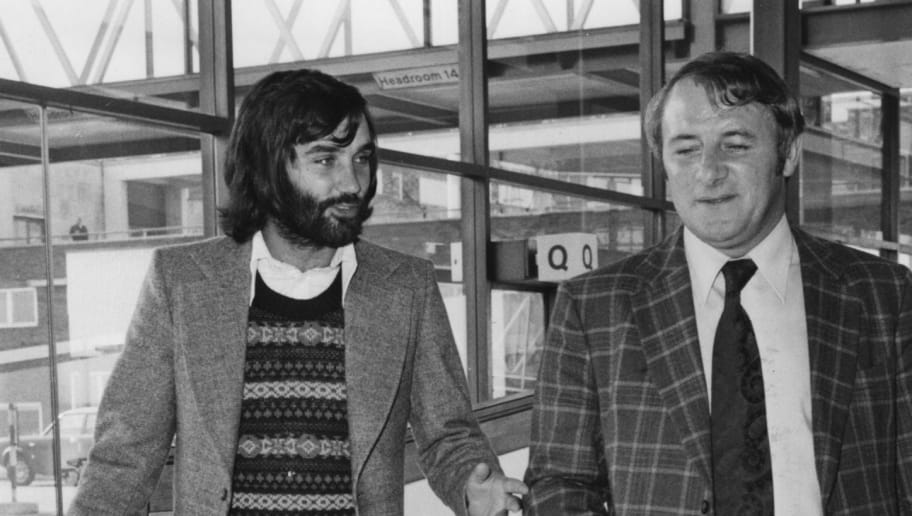 George Best,Tommy Docherty