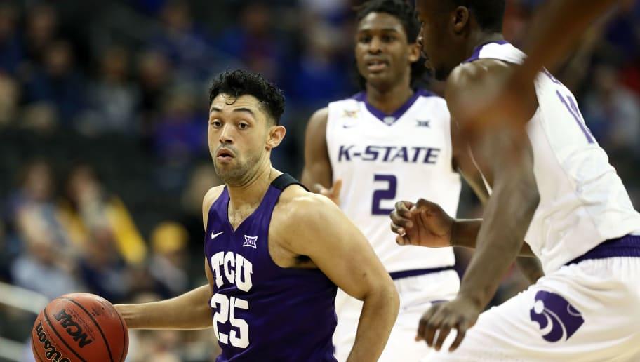 28deab1fbed Kansas State vs TCU College Basketball Betting Lines