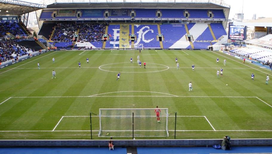 Birmingham City v Blackburn Rovers - FA Cup Third Round