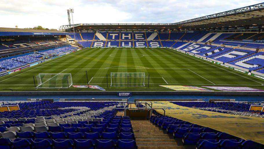 Birmingham City v Blackburn Rovers - Sky Bet Championship