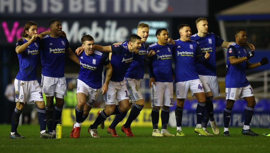 Birmingham City v Coventry City - Quatrième tour de la FA Cup: Replay