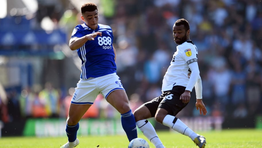 Che Adams,Ashley Cole