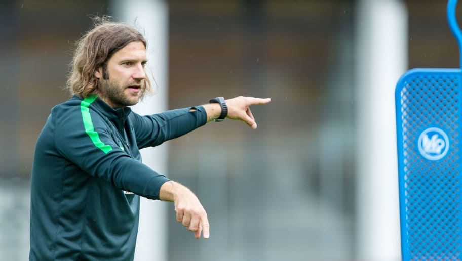 Zell am Ziller, Oesterreich, 27.07.2016, Trainingslager SV Werder Bremen, Co-Trainer Torsten Frings (SVW)  (Photo by TF-Images/Getty Images)