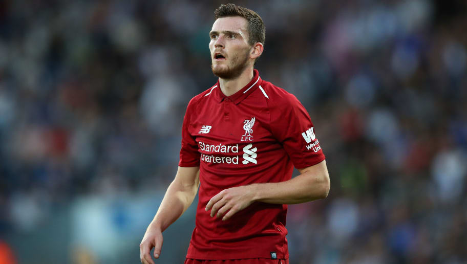 2e600830e Andy Robertson Praises Liverpool s New Throw-in Coach and Reveals the  Improvements He Has Made