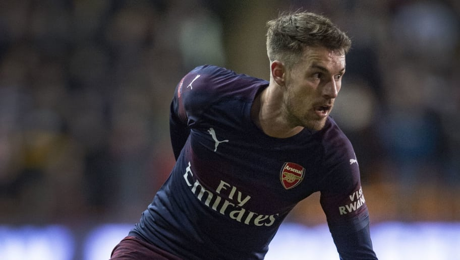 Aaron Ramsey - Soccer Player