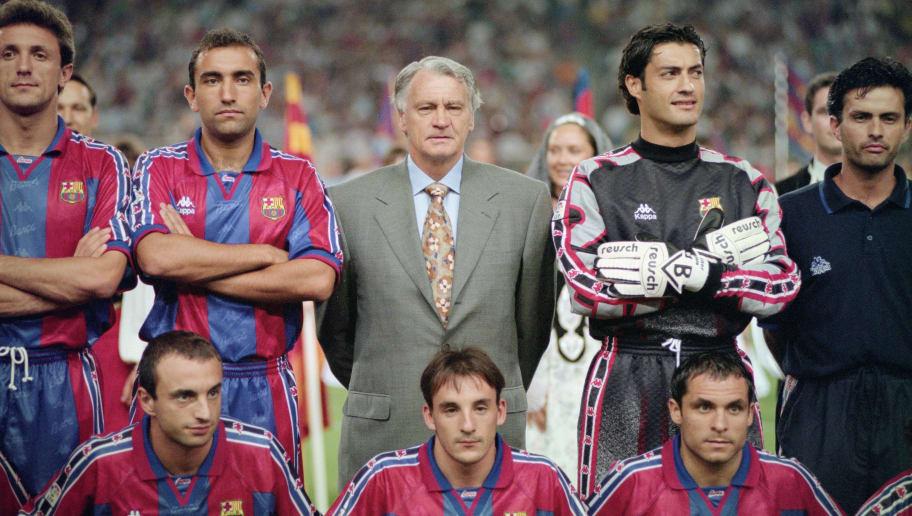 Bobby Robson,Jose Mourinho
