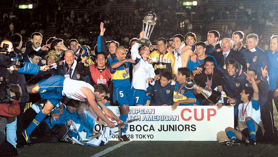 Boca Juniors - El Grafico Sports Archive