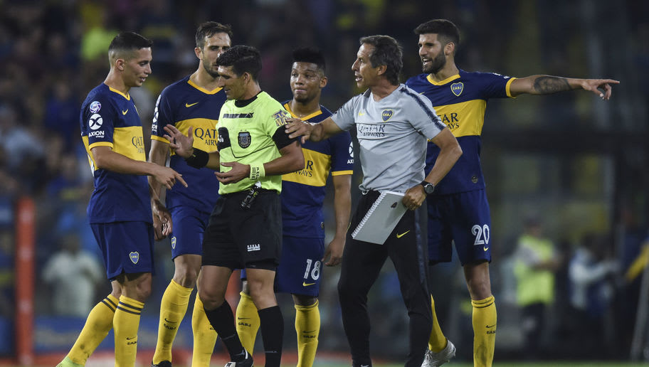 Boca Juniors v Argentinos Juniors - Superliga 2019/20