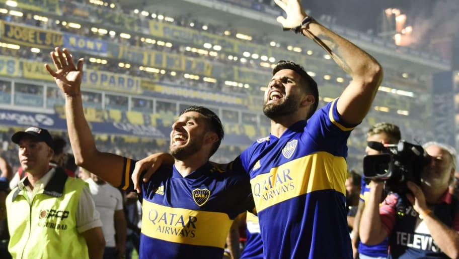 Eduardo Salvio,Lisandro Ezequiel Lopez