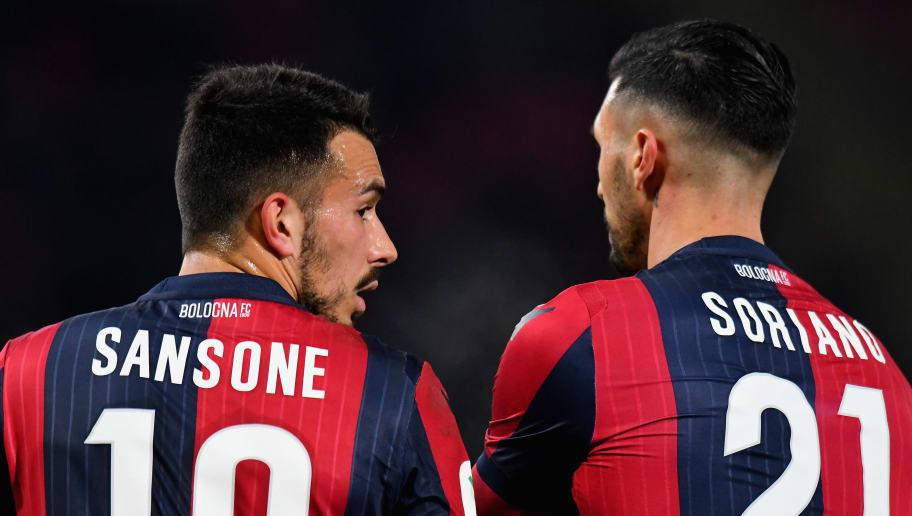Nicola Sansone,Roberto Soriano