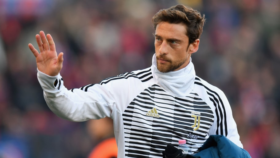 Image result for marchisio juventus bench getty 2019