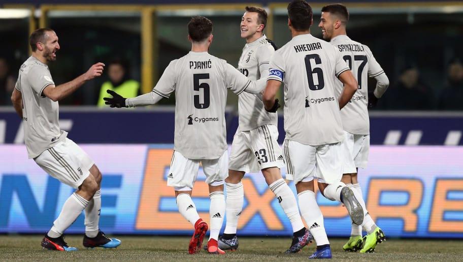 Bologna v Juventus - Italian Coppa Italia