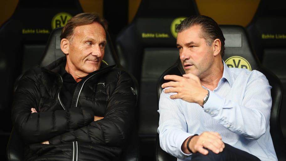 Hans-Joachim Watzke,Michael Zorc
